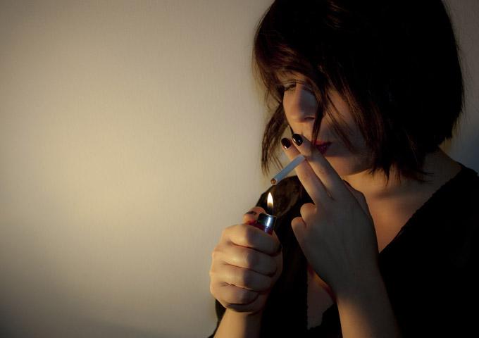 Dampf-Missgeschicke (E-Zigarette)