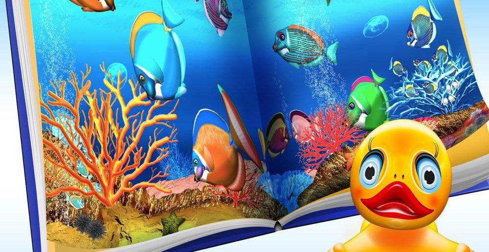 5. Taufgeschenke-Idee für Sie: ein Buch zum Erleben.