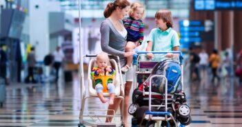 20 Tipps rund ums Fliegen mit Kindern