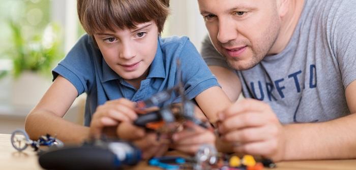 Basteln mit Kindern: Warum es so wertvoll ist