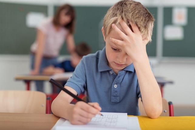 Nicht jedes Kind kann Wissen auf demselben Weg erlangen oder dies einfach umsetzen. (#01)