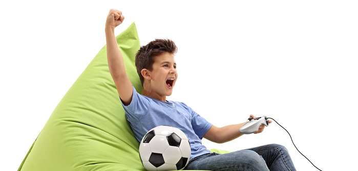 Sitzsäcke für Kinder: Bunt, bequem, platzsparend