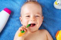 Babys baden: Checkliste, Anleitung & mehr