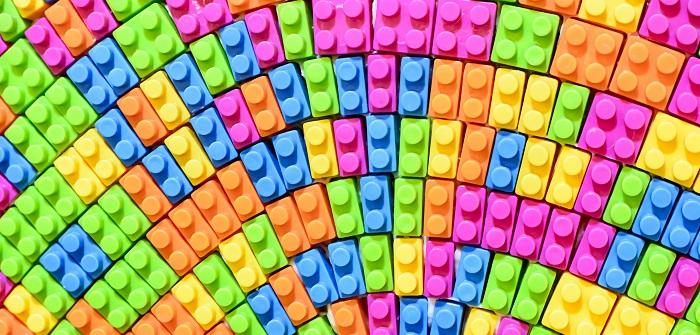 Lego® aufbewahren: So findet man den passenden Legostein wieder!