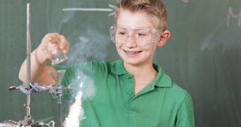 Chemieunterricht soll interessanter werden!