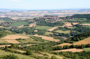 Auf dem Plateau de Gergovie in der Auvergne finden sich nicht nur zahlreiche Sehenswürdigkeiten. Hier kann man auch nach Herzenslust in abwechslungsreicher Umgebung Wandern. (#3)