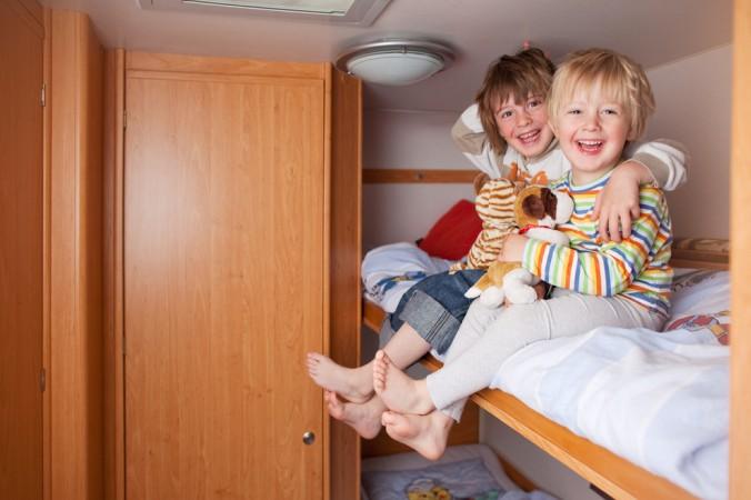 Kinder genießen die Abwechslung im Campingurlaub und kommen ebenfalls auf Ihre Kosten. (#5)
