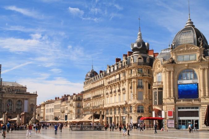 Wie wäre eine kleine Städtetour? Montpellier ist ein Muss - absolut sehenswert! (#1)