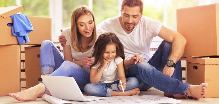 Der Umzug mit Kindern: Ohne Familienstress positiv in die Zukunft starten