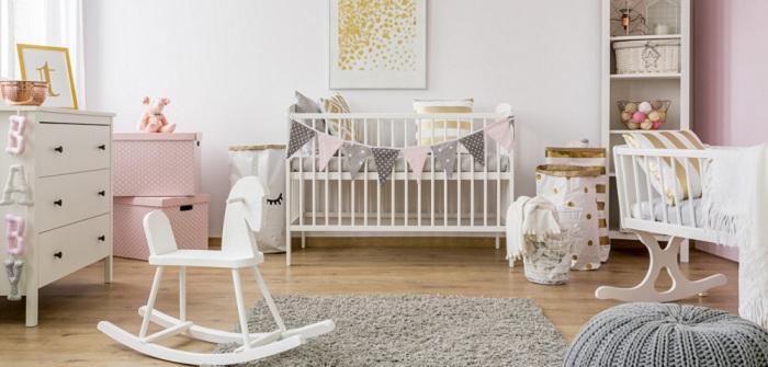 Das Kinderzimmer: Alles Wichtige über Einrichtung, Ausstattung und Sicherheit