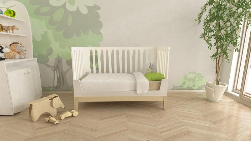 Ein Dielenboden ist eine sehr gute Wahl – für die ganze Wohnung und besonders auch für das Kinderzimmer. Es gibt nichts Natürlicheres als einen Dielenboden. Und es gibt keinen schöneren Fußboden als echte naturbelassene Dielen. (#01)