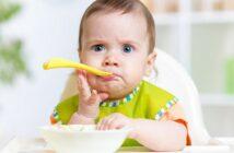 So lernen Babys und Kleinkinder selbstständig zu essen