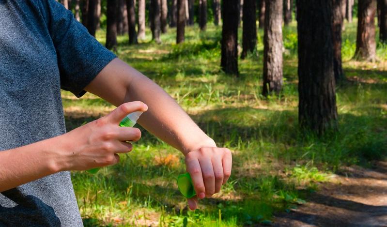 Insektenstiche behandeln: Am besten ist es natürlich, wenn die Insekten gar nicht erst zustechen. (#04)