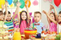 Kindergeburtstag feiern: 3 außergewöhnliche Ideen