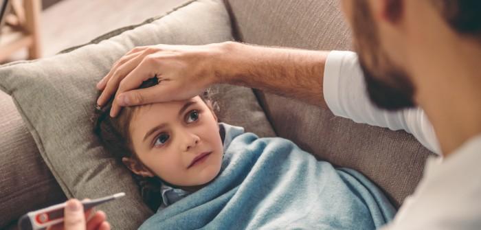 Kind krank: Welche Rechte habe ich als Arbeitnehmer?
