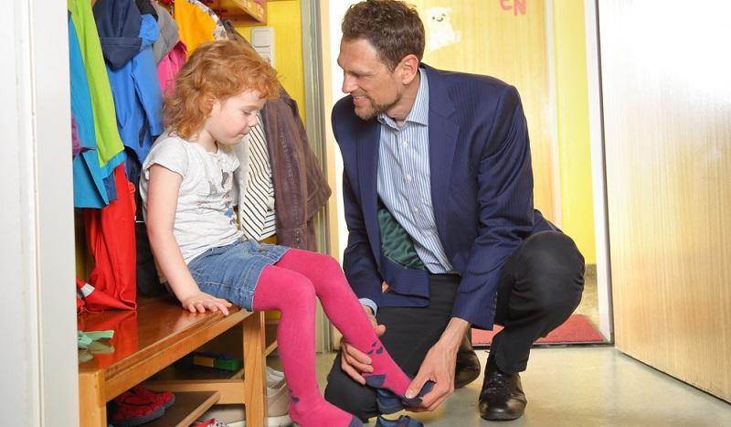 Der Kindergartenbeitrag variiert von Gemeinde zu Gemeinde und unterscheidet sich sehr stark.