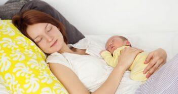 Ist Co-Sleeping gefährlich?